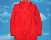 Far West Gore-Tex Mountain Wear Ski / Snowboard Jacket Red Medium Vintage 1990s