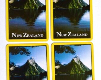New Zealand Playing Cards - Milford Sound - Ephermera