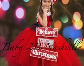 Red Santa Dress Red Chris...