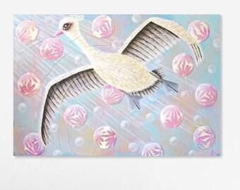 Freedom (Original Painting) 120x80cm