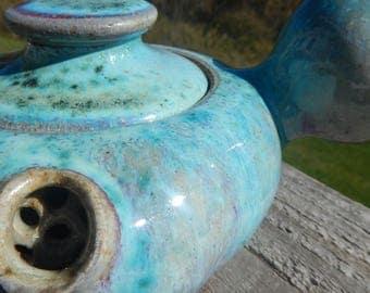 Ocean Breeze Teapot/Kyusu and Cups Set on sale