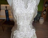 Cache Wedding Dress As Is...