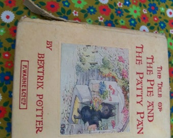 the tale of the pie and the patty pan beatrix potter