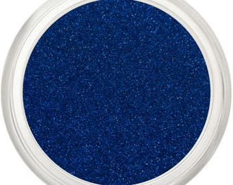 Royal Blue, Glitter Makeup, Eyes Lips Face, Metallic Eye, Eyeliner Makeup, Eyeshadow, Metallic Ultra Fine, Loose, Sparkle, Waiting Star