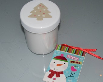 Slime Free shipping Christmas winter scented party favors gifts stress relief Limited Edition