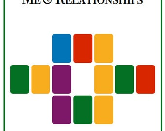 Me & Relationships Tarot Reading - custom PDF report