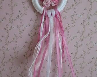 Miniature Crochet Dreamcatcher