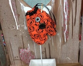 Blythe Halloween romper ooak