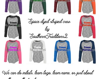 Football Mom Shirt - Spirit Jersey - School Spirit Shirts