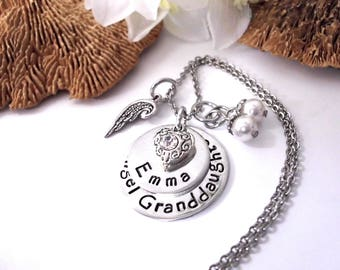 Granddaughter Memorial, Granddaughter Bereavement, My Angel Granddaughter, Loss of Granddaughter, Granddaughter Loss