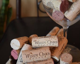 SALE! Bulk Lot Used Red and White Wine Corks Choose Your Amount From Windy Oaks