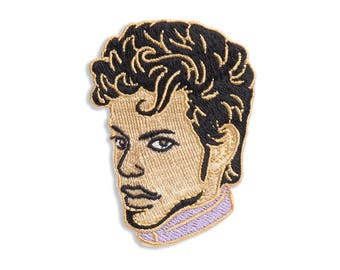 Prince Patch, Iron On Patch, Gift, Accessory, Art (PAT13)