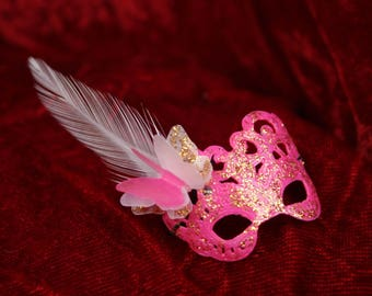 Carnival Mask for Barbie