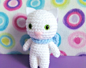 Kitty Hope Amigurumi Plush