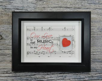 Valentines day gift for girlfriend, Love gift for boyfriend, Unique husband gift, Wife birthday gift idea, Valentine's day gift for husband