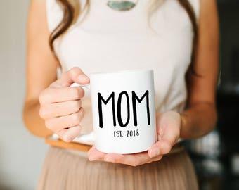 Gift for Mom, Mom Mug, Coffee Mug, Custom Mom Gift, Personalized Gift, Gift for Her, Custom Mug, New Mom Gift, cute mug, Gift for Her, Mug