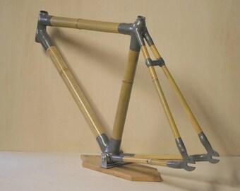 Bamboo Bicycle Frame city or fixed Bike