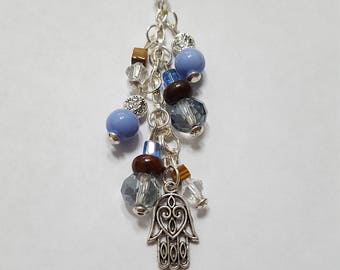 Take My Hand Charming - clip-on jewelry