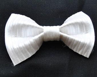 Perfect White Bow