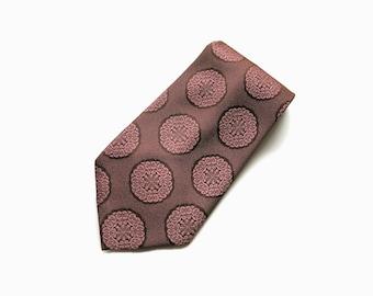 vintage tie - trevira germany - 60s fashion for men