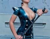 Marina Latex Dress