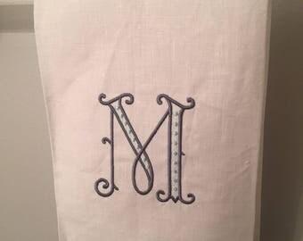 Fancy Dot Tea Towel