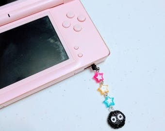 Soot Sprite inspired charm