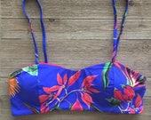 Brazilian Bikini Top Swimsuit Swimwear Arpa Bikineria Sicily Back Strap Bralette Bikini Top