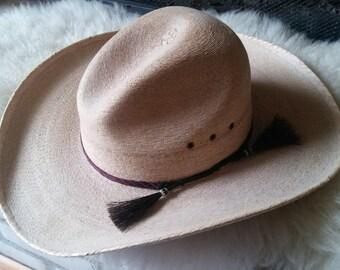 Gus Style Straw Cowboy Hat