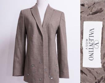 """VALENTINO """"Miss V"""" Women's Jacket / Coat / Blazer"""