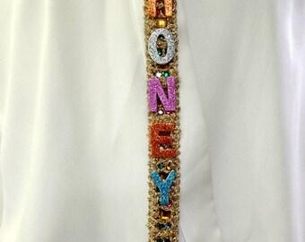 Spelling Bee Necklace