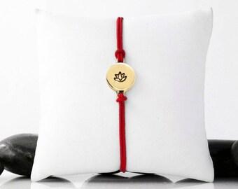 Lotus Jewelry, Lotus Bracelet, Lotus, Lotus Flower Jewelry, Lotus Flower Bracelet, Lotus Flower, Yoga Bracelet, Yoga Jewelry, b246b