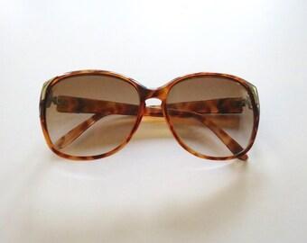 70s Sunglasses Tortoiseshell 80s Oversized Large Eyeglasses Vintage Glasses Frames 1980s 1970s Stranger Things Barb Glow Cosplay Costume