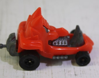 Vintage scarce Shell Promo   1972 Mattel Hot Wheels Zowees DIABLO - #2  4928 Diablo (Roter Teufel)  Free Shipping Domestic USA