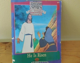 Coloring Book He is Risen  Activity and Resource Book
