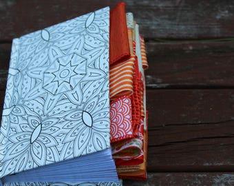 Coloring Altered Journal (Orange)