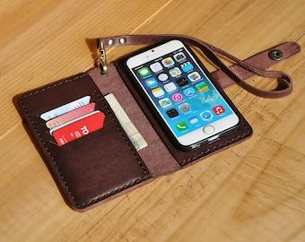 Wristlet iPhone 7 case iPhone 7 wallet case iPhone 7 cover iPhone 7 case wallet cover Wristlet iPhone 6s case iPhone 6s wallet case iPhone 6