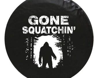 Gone Squatchin Etsy