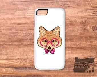 fox iPhone case / fox phone case / iPhone 6 case iPhone case / iPhone 5 case / iPhone 5s case / fox / iPhone 7 plus case / cute iPhone case