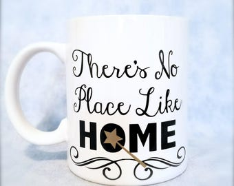 There's No Place Like Home (Wizard of Oz) Mug