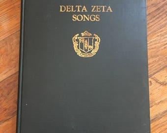 Delta Zeta Songs