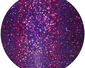 Sweet Dreams | Glitter Eyeshadow 15 mL Pot | Purple Holographic Cosmetic Glitter Eyeshadow | Purple Holo Makeup Glitter Eyeshadow