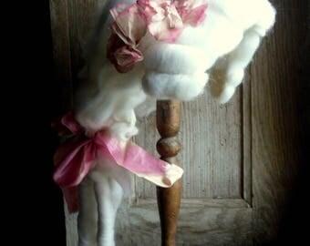 vintage theatre marie-antoinette costume wig