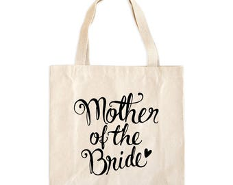 Mother of the Bride Bag - Mother of the Bride Tote - Mother of the Bride Tote Bag