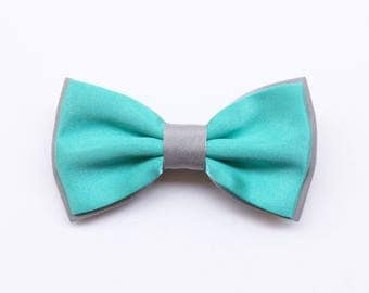 bow tie tiffany aquamarine,bow ties for groom and groomsmen,stylish accessory,tie for ceremony,wedding tiffany inspiration pastel summer