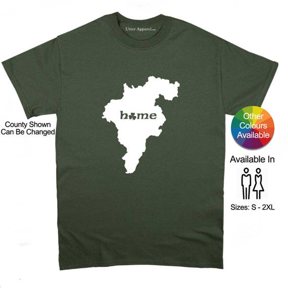 County Carlow homeland t shirt counties of Ireland tee county Carlow shirt Irish funny Irish t-shirt gift for St Patrick's Day Christmas
