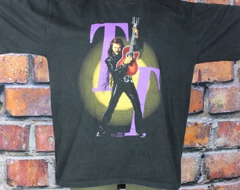 Travis Tritt Lord Have Mercy On The Working Man 1992 Vintage T-Shirt