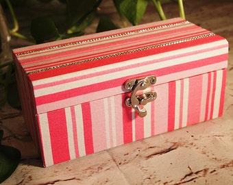 Pink Travel Stash Box Kit, Herb Grinder, Stash Jar, Stoner Gift, Summer Accessories, Herb Box, Stoner Kit, 420 Box, Smoke Kit, Herb Storage