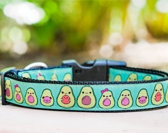 Avocado Dog Collar  / Dog Collars Australia / XS-XL