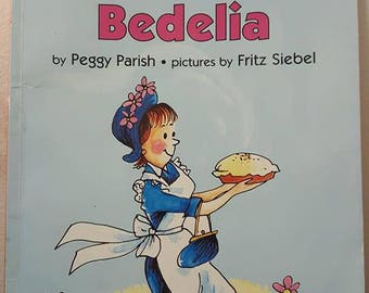 Amelia Bedelia book- Vintage- Peggy Parish